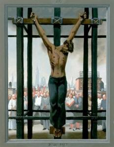 """""""Jesus Dies"""" by Douglas Blanchard"""